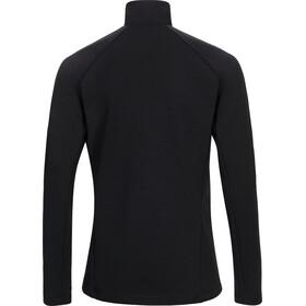 Peak Performance Helo Mid Zip Jacket Men Black